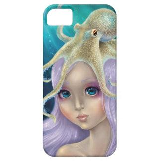 "Phone Case ""Sea Princess"" - Customizable iPhone 5 Covers"