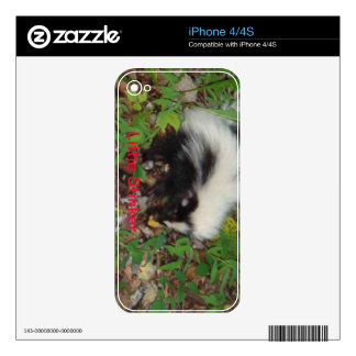 Phone Case Decals For The iPhone 4S