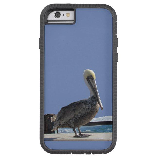 Phone Case - Sunbathing Pelican