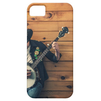 Phone Case With Guitar Player iPhone 5 Case