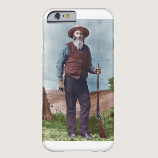 Phone Case With Image of Liver-Eating Johnston