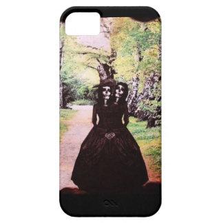 "Phone Case with original art ""Twins"" iPhone 5 Case"