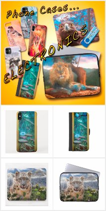 PHONE CASES * MOUSE PADS * SLEEVES * SPEAKERS