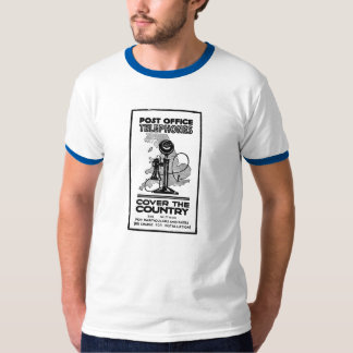 Phone Charges T-Shirt