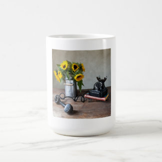 Phone Classic White Coffee Mug