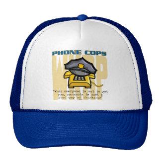 Phone Cops Mesh Hat