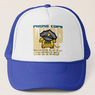 Phone Cops Trucker Hat