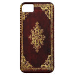 Phone cover - Antique Book - Victorian Style Cover For iPhone 5/5S