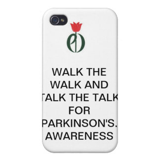 Phone cover Parkinson's conversation piece iPhone 4/4S Cases