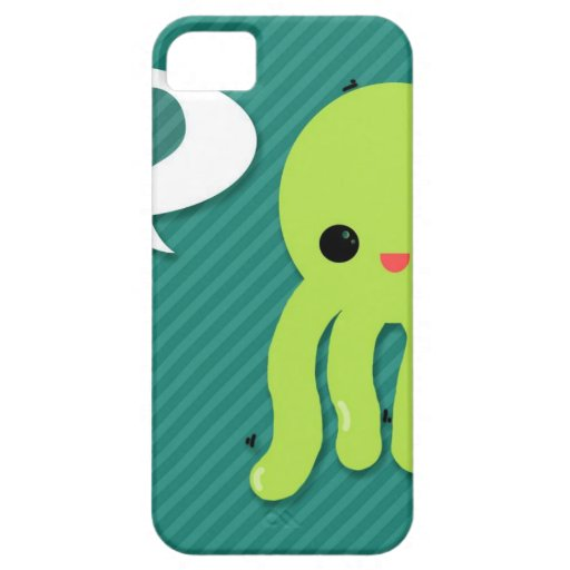 Phone- cover version octopus iPhone 5 covers