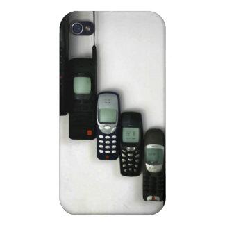 phone evolution iPhone 4/4S cases