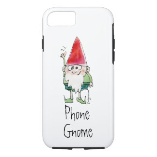 Phone Gnome Cartoon Phone Case