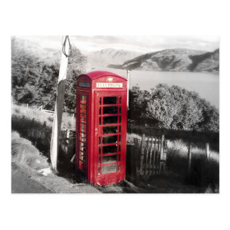 Phone Home Postcard