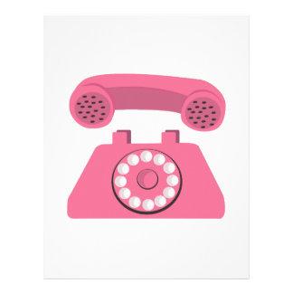 Phone Letterhead