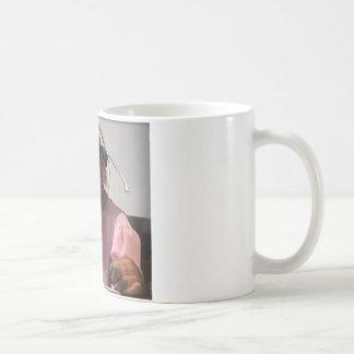 phone monkey coffee mug