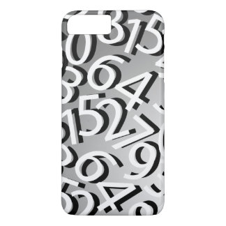 Phone Numbers iPhone 8 Plus/7 Plus Case
