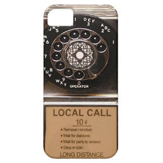Phone rotary dial telephone cell case pay phone iPhone 5 covers