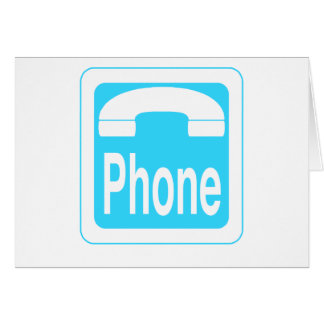 Phone_Sign Card