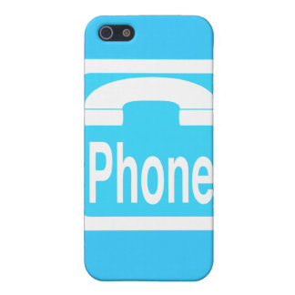 Phone_Sign Case For iPhone SE/5/5s