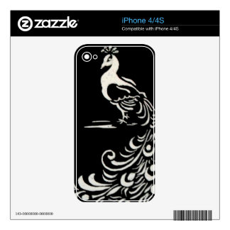 Phone Skin Decal For The iPhone 4S