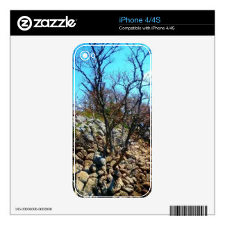 Phone Skins Natures Beauty Skin For iPhone 4S