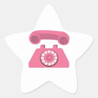 Phone Star Sticker