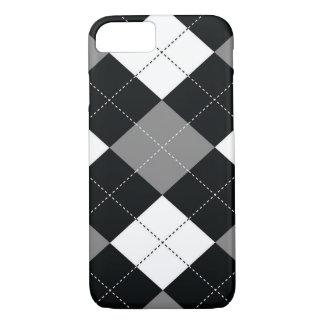Phone/Tablet Case - Argyle Squares - Film