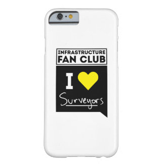 Phone & Tablet Cases (Surveyors) Barely There iPhone 6 Case