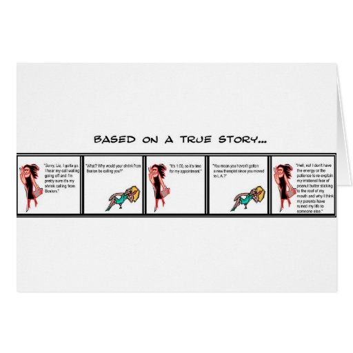Phone Therapy Greeting Cards
