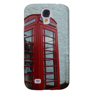 Phonebox Book Exchange Galaxy S4 Covers