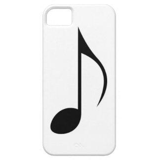 Phonecase de Musicnote iPhone 5 Fundas
