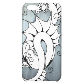 Phonecover del dragón de Swirly