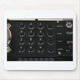PhoneRetroButtons041109-2 Mouse Pad