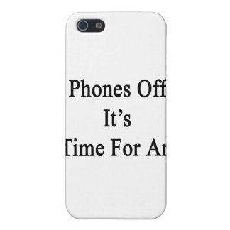 Phones Off It's Time For Art Cases For iPhone 5