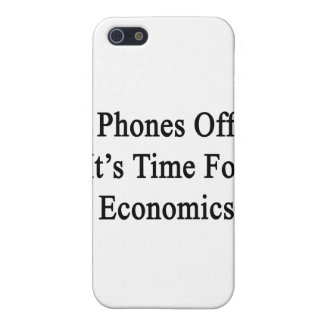 Phones Off It's Time For Economics Case For iPhone 5