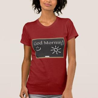Phonetic Good Morning Tshirts