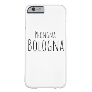 Phongna Bologna Phone Case