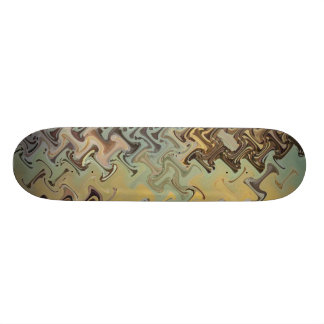 Phonic Skate Deck - Abstract