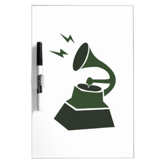 Phonograph Dry-Erase Whiteboards