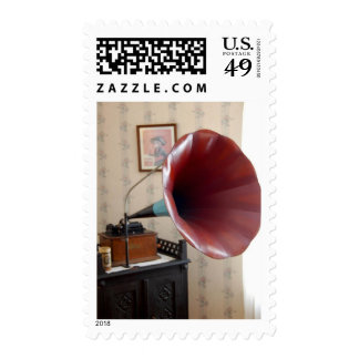 phonograph postage