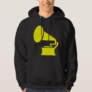 Phonograph - Yellow Hoodie