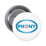 PHONY 2 INCH ROUND BUTTON
