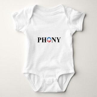 PHONY BABY BODYSUIT
