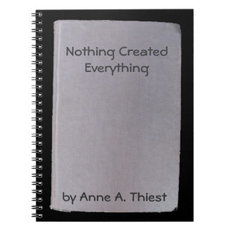 Phony book, funny author  no.5 Creation Notebooks