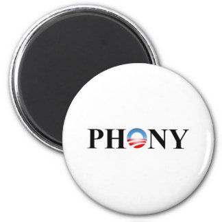 PHONY 2 INCH ROUND MAGNET