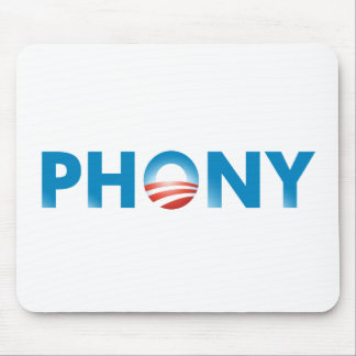 PHONY MOUSE PAD