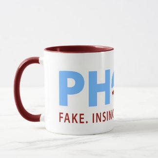 Phony Obama Mug