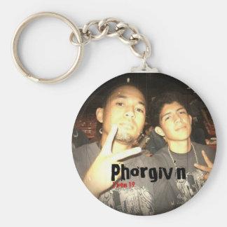 Phorgiv'n Keychain