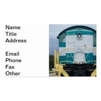 Phosphate Engine Double-Sided Standard Business Cards (Pack Of 100)