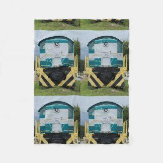 Phosphate Engine Fleece Blanket